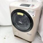 日立 ドラム式洗濯乾燥機 BD-NX120AL