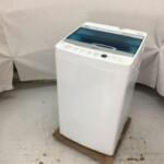 ハイアール 5.5kg全自動洗濯機 JW-C55A