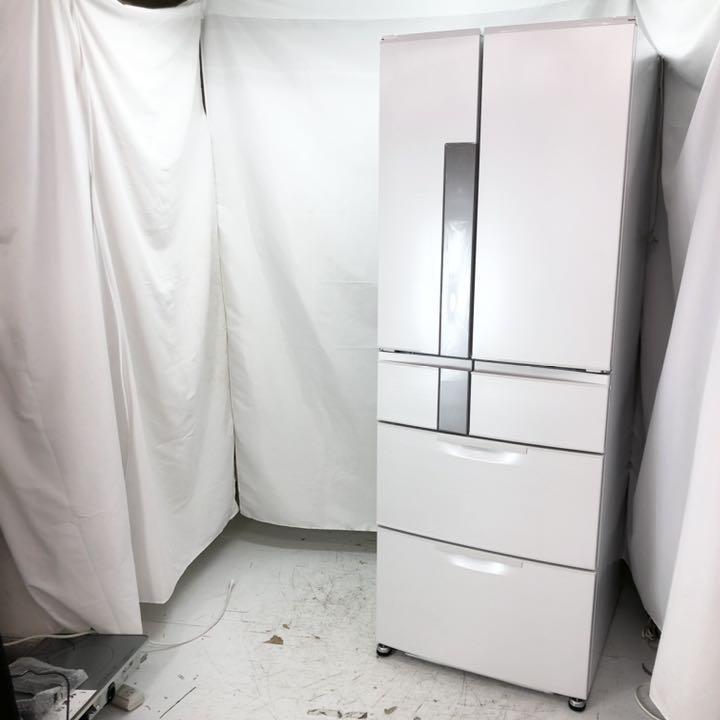 三菱 冷凍冷蔵庫 MR-JX53X-W1