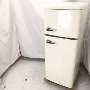 アイリスオーヤマ 冷凍冷蔵庫 PRR-122D