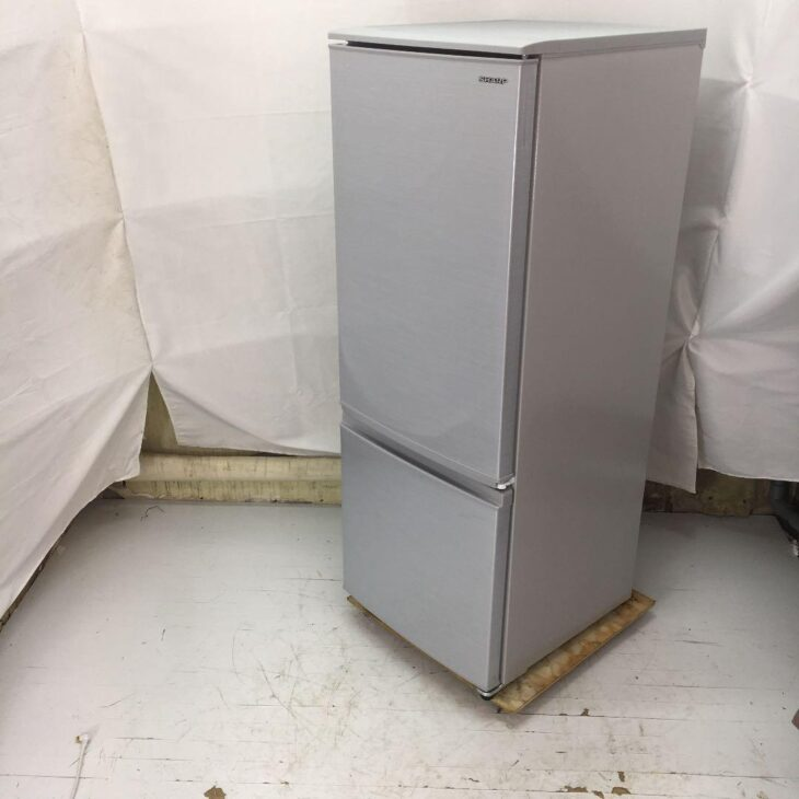 シャープ 冷凍冷蔵庫 SJ-D17E-S