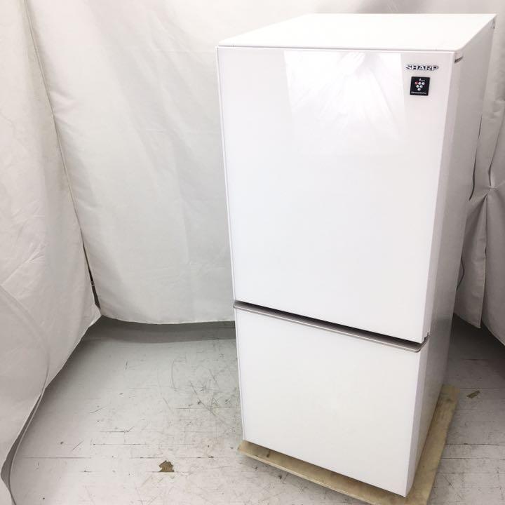 シャープ 冷凍冷蔵庫 SJ-GD14E