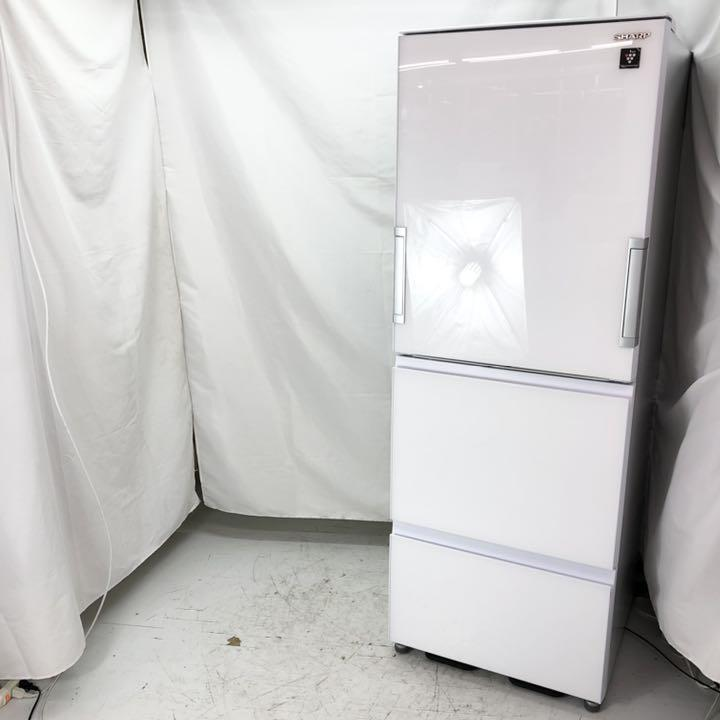 シャープ 冷凍冷蔵庫 SJ-GW36D