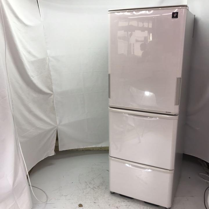 シャープ 冷凍冷蔵庫 SJ-PW35C