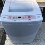AQUA(アクア) 5.0㎏ 全自動洗濯機 AQW-S50C 2015年製