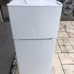Haier(ハイアール)130L 2ドア冷蔵庫 JR-N130A 2020年製