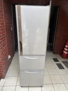 HITACHI(日立)315L 3ドア冷凍冷蔵庫 R-K32JV-T 2018年製