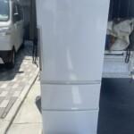 AQUA(アクア) 272L 3ドア冷蔵庫 AQR-271E-W 2016年製