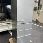 AQUA(アクア)355L 4ドア冷凍冷蔵庫 AQR-36J 2020年製