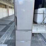 HITACHI(日立)365L 3ドア冷凍冷蔵庫 R-S370FV 2015年製