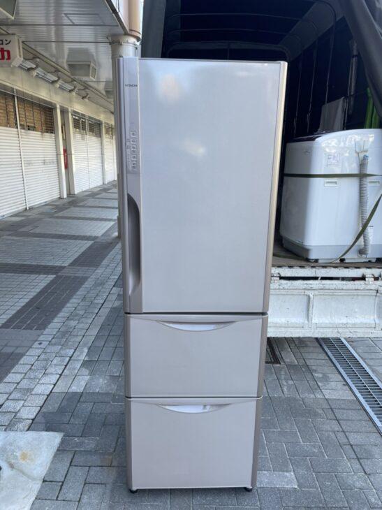 【北区】大型家電(冷蔵庫、洗濯機、エアコン)の出張査定でお伺いしました。