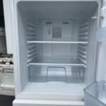TWINBIRD(ツインバード)110L 2ドア冷蔵庫 HR-B911 2018年製