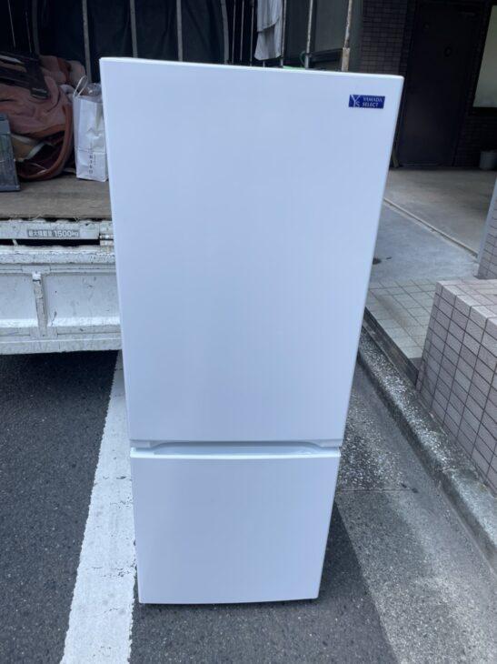 杉並区にてヤマダ冷蔵庫と東芝洗濯機の出張査定依頼を頂きました