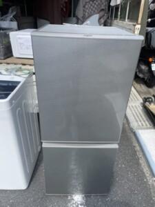 AQUA(アクア)126L 2ドア冷凍冷蔵庫 AQR-13H(S)2019年製