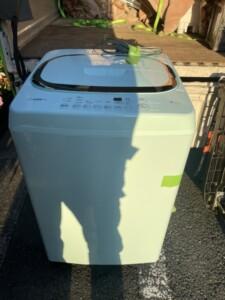 DAEWOO(ダイウー) 6.0㎏ 全自動洗濯機 DW-R60A-M 2018年製