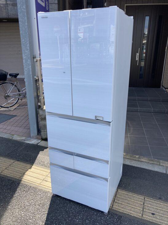 富士見市在住のお客様より6ドア冷凍冷蔵庫 GR-S460FZを査定いたしました。