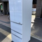 TOSHIBA(東芝)461L 6ドア冷凍冷蔵庫 GR-S460FZ 2020年製