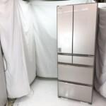 HITACHI(日立) 602L 6ドア冷蔵庫 R-HW60J(XN)