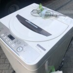SHARP(シャープ)6.0㎏ 全自動洗濯機 ES-GE6D-T 2020年製