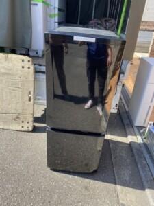 MITSUBISHI(三菱)146L 2ドア冷凍冷蔵庫 MR-P15Y-B 2015年製