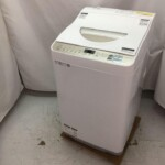 シャープ 全自動洗濯機 ES-T5DBK